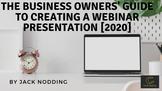 webinar presentations